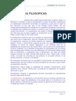categorias filosoficas con ejemplos