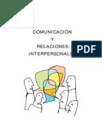 Manual Comunicación y Relaciones Interpersonales
