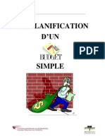 22 La Planification Dun Budget Simple