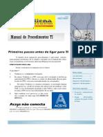 Manual de Procedimentos TI