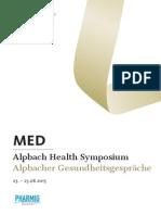 2015 Programme MED
