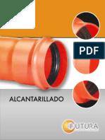 PVC Alcantarillado SerieMetrica