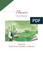 Catálogo Nexans - Condutores de Al Isolados e Cobertos