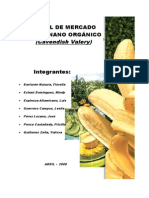 Monografia Perfil Del Banano
