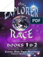 The Explorer Race Books I & II - Shapiro, Robert