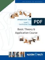 SpiderTech 2010 - Certification Training Registration