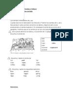 Los sonidos consonantes /b/ y /p/