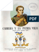 Carrera y La Patria Vieja. (1984)