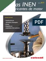 Normas INEN para lubricantes de motor