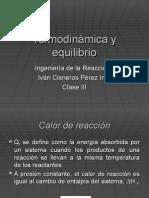 Termodinamica y Equilibrio C(3)