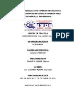 Informe Intermedia Crediservicios Solución Elizabeth (1)