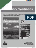 NewOpps Inter Workbook