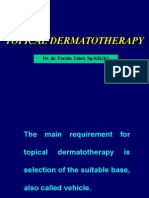 Dermatotherapy