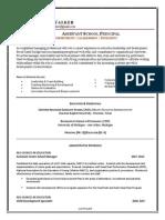 portfolio resume leaderrship online