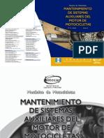 sistemas auxiliares del motor de motocicleta
