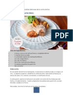 Recetitas Deliciosas de La Cocina de Eva