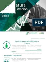 Utel Lic Administracion y Finanzas