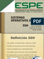Ssh Presentacion
