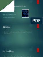 Programas que protejan archivos