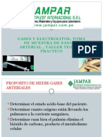 Gases Arteriales PPT