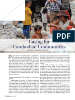 Caring for Cambodian Communities
