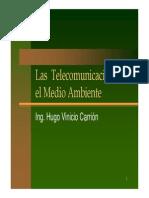 Telecomunicaciones y Medioambiente