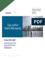 Cisco IronPort