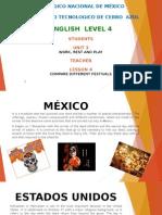Exposicion Ingles
