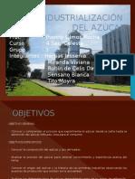 Proyecto Azucar Quimica