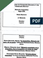 Maria Saenz Quesada - La Argentina, Historia Del Pais y de Su Gente