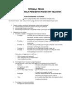 Petunjuk Teknis Pengisian Formulir Ppk