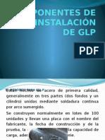 Componentes de La Instalación de Glp