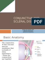 Scleral Diseases
