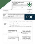 Sop Evaluasi Hasil Mengikuti Pendidikan & Pelatihan