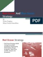 Materi 5 Red Ocean and Blue Ocean Strategy