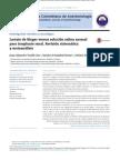 Lactato de Ringer Vrs Solucion Salina en Transplante Renal