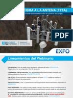 Webinar Exfo Ftta
