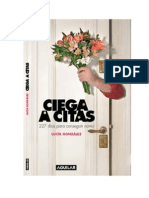 Cita a Ciegas - Carolina Aguirre