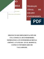 Proyecto de Consulta de Enfermeria Renal
