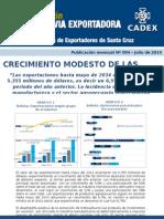 4to Boletín Bolivia Exportadora
