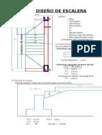 6. Diseño de Escalera y Viga Conectada