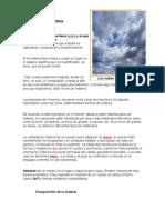Informe de Ecologia de Materia