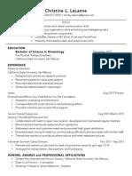 resume2 oct 2015