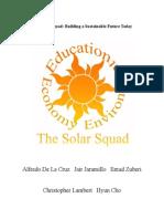 solar squad final proposal