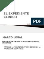 El Expediente Clinico