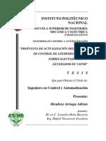 tesis de Ingenieria en Automatizacion