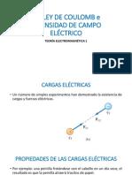 B2015-Cap1-1.2 LeyCoulomb y CampoEléctrico