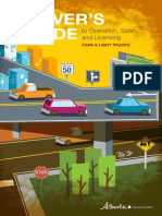 Alberta Drivers Guide 2015