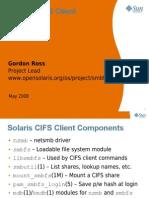 CIFS Client Internals