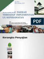 Antisipasi Daerah Terhadap UU Kep No.38_Kadinkes Jabar